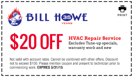Bill Howe_HVAC Repair_Coupon 5_31_15