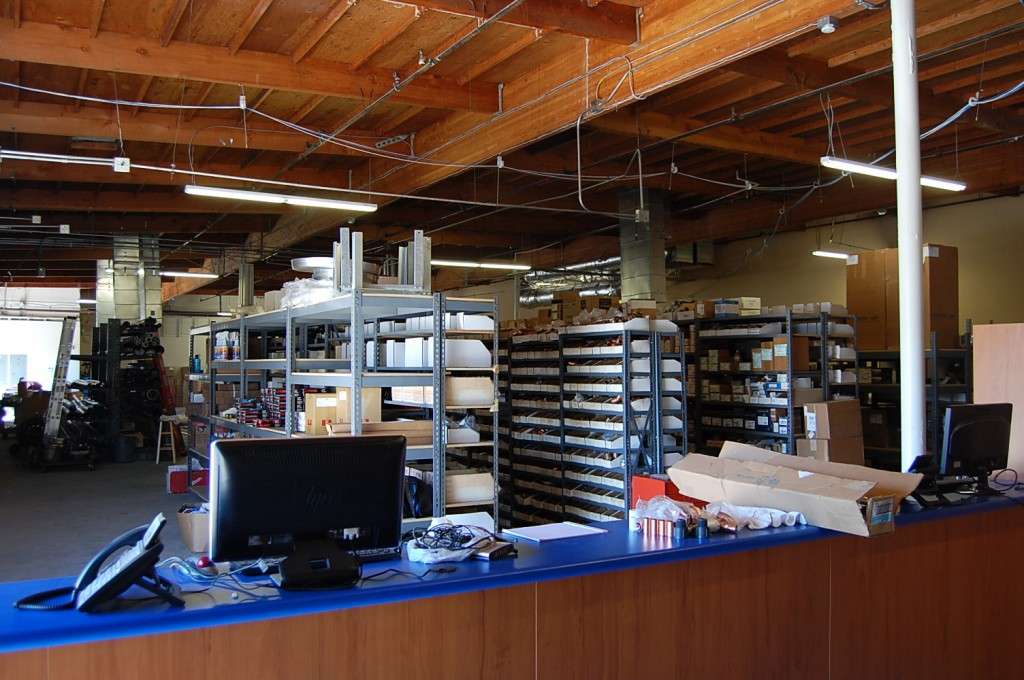 Bill Howe Plumbing, Heating and Air, Restoration and Flood Services new San Diego warehouse