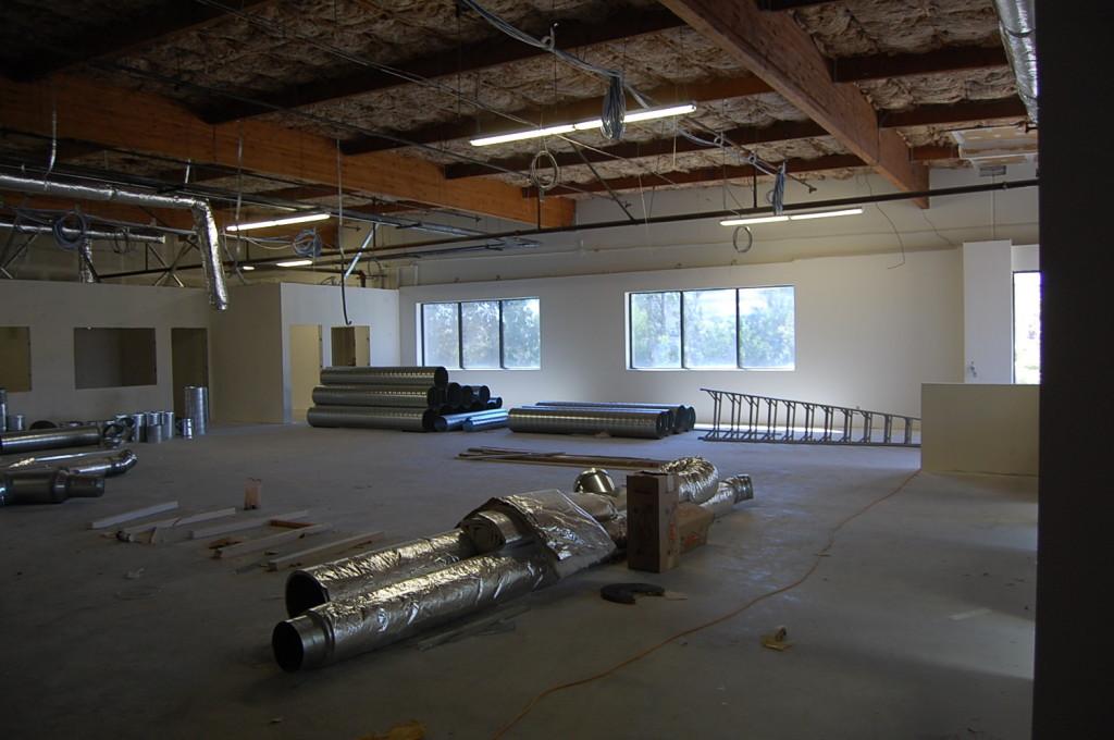 Bill Howe Office Before