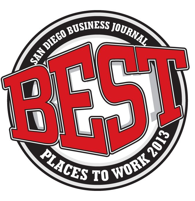 Best Places to Work Logo 2013