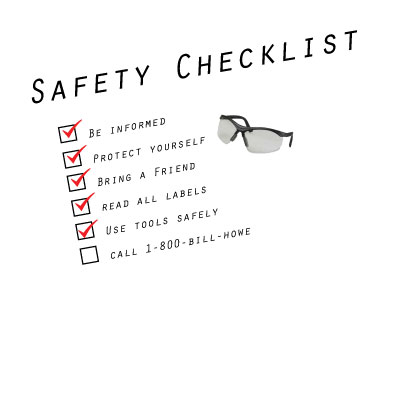 bill howe plumbing's san diego plumber safety checklist