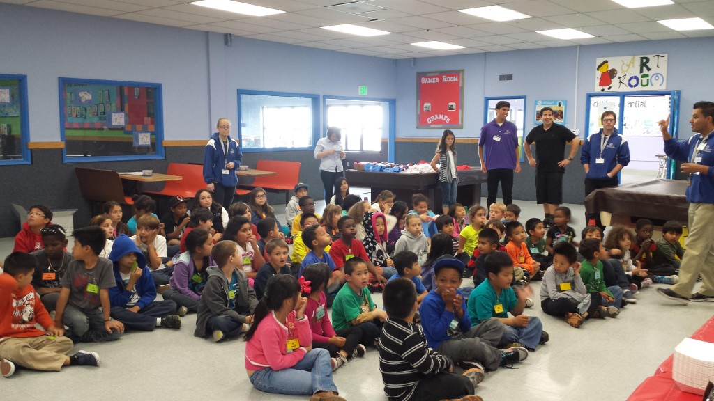 san diego plumber hosts cooking demonstration at local boys & girls club