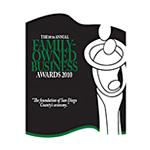 Bill Howe_Family Owned Award