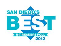 Bill Howe_San Diego Best Award