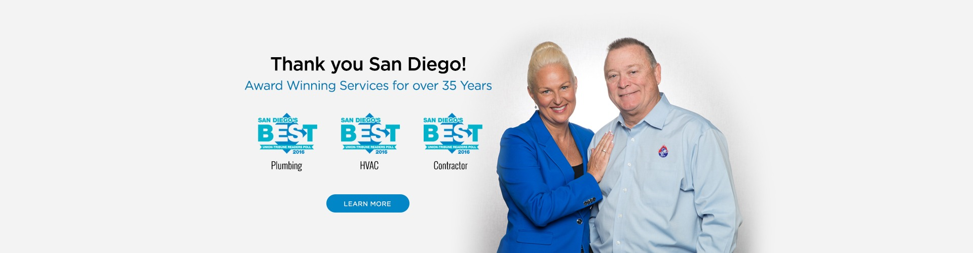 Bill Howe_San Diegos Best 2016 Awards