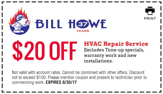 Bill Howe_HVAC Repair_Coupon 6_30_17