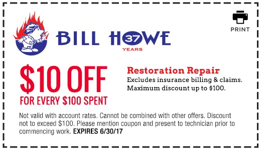 Bill Howe_Restoration Repair_Coupon 6_30_17