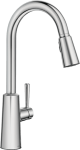Moen Power Clean (TM) Faucet, Kitchen, San Diego Plumber Favorite