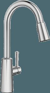 Moen Power Clean (TM) Faucet, Kitchen, San Diego Plumber Favorite