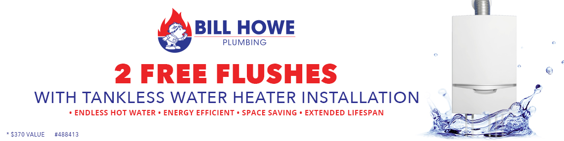 Advantages of Tankless Water Heaters