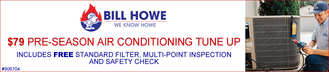 Air Conditioning Tune Up by Bill Howe HVAC