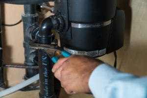 Bill Howe Expert Plumber Installs InsinkErator Evolution Series Disposal